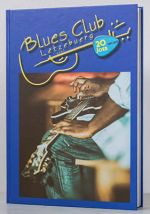 Book with photos of the concerts organized by the Blues Club Luxembourg
